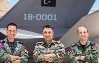 Türk Hava Kuvvetleri pilotları F-35 öğretmenlik yetkisi aldı