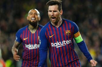 Barcelona Lyon'a gol yağdırdı