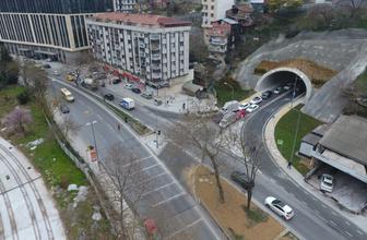 İBB tarafından yapılan 'Silahtarağa Tüneli' hizmete açıldı
