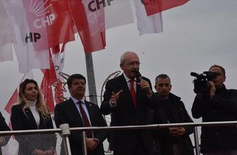 """Kılıçdaroğlu: """"Huzurdan, üretmekten, çalışmaktan yanayız"""""""