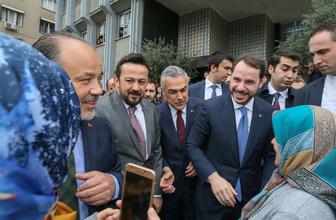 """Bakanı Albayrak: """"Spekülasyon yapana pabuç bırakmayacağız"""""""
