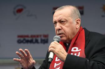 """Cumhurbaşkanı Erdoğan: """"Askeri birliği şehir içinde tutmanın bir anlamı kalmadı"""""""