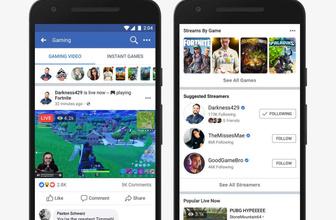 Facebook, Twitch ve YouTube'a rakip oluyor