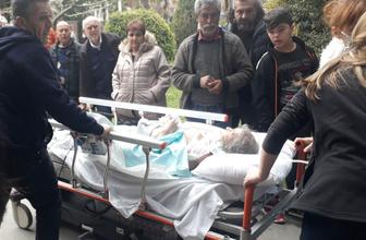İzmir Tepecik hastanesinde büyük panik! Hastalar camdan tahliye edildi