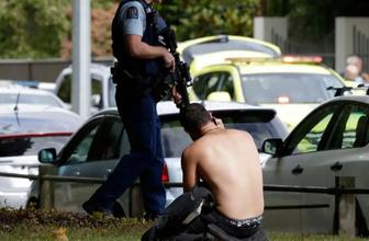 Yeni Zelanda'da iki camiye silahlı saldırı çok sayıda ölü ve yaralı var