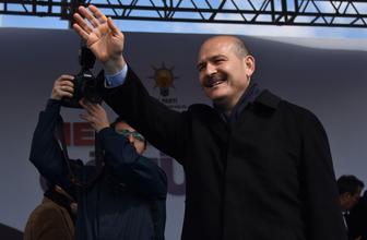 Soylu: Bunlar, PKK'nın vekilidir, terörün vekilidir