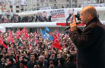 Erdoğan: Şartlar ne olursa olsun ihmal etmeyeceğiz