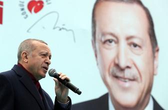 """Erdoğan: """"Yeniden bir Haçlı-Hilal mücadelesi istemiyoruz"""""""