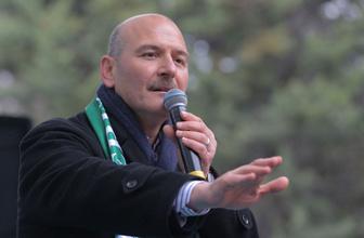 Süleyman Soylu: Bunlar, PKK'nın vekilidir, terörün vekilidir
