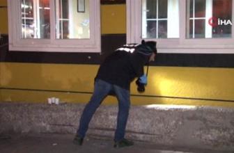 Avcılar'da taksiciler silahlı saldırıya uğradı!