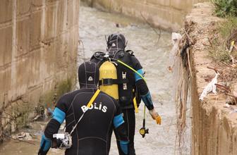 Mersin'de kanala düşen çocuklarla ilgili kahreden detay