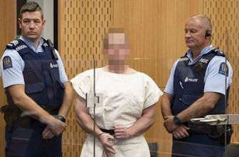Brenton Harrison Tarrant alçak saldırıdan önce Yeni Zelanda Başbakanlık ofisine göndermiş