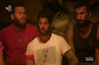 Survivor'da eleme adayları kimler oldu neler söylediler? 'Hayatımın şokunu yaşıyorum'