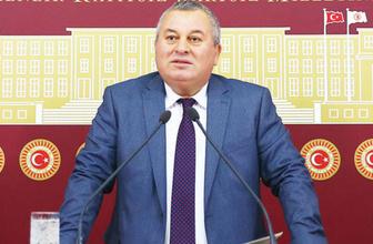 MHP'li Cemal Enginyurt'tan Bülent Arınç'a sert tepki: Biri bunu sustursun