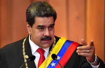 """Nicolas Maduro'dan tüm bakanlara """"hazır olun"""" talimatı"""
