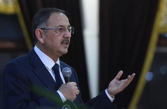 """Mehmet Özhaseki'den """"sahte senet"""" yorumu: Ortada bir define var, bölüşürken kavga çıkmış"""
