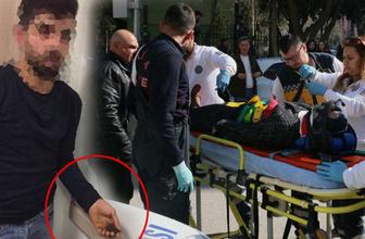 Manisa'da kadın polis memurunu darp etti: Kaçarken kaza yaptı!