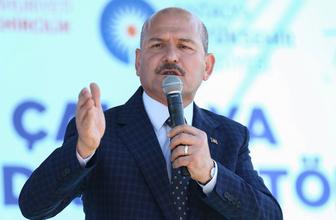 Süleyman Soylu'dan CHP'nin suç duyurusuna tepki