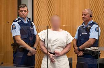 Yeni Zelanda canisi Brenton Tarrant avukatını kovdu
