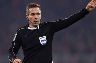 Arnavutluk-Türkiye maçının hakemi belli oldu