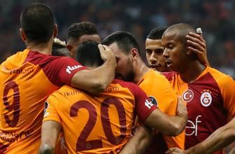 Galatasaray-Kayserispor maçı özet ve golleri