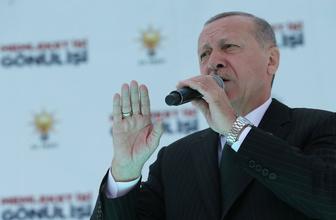 Erdoğan '' Eğer Yeni Zelanda devleti gereğini yapmazsa biz gereğini yaparız'' dedi.