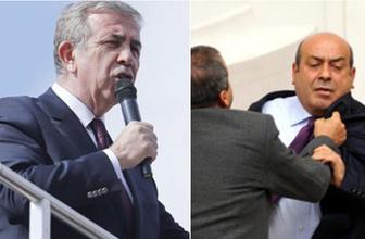 Hasip Kaplan'dan Mansur Yavaş'a sert tepki: Seni öyle bir rehabilite ederizki, feleğin şaşar