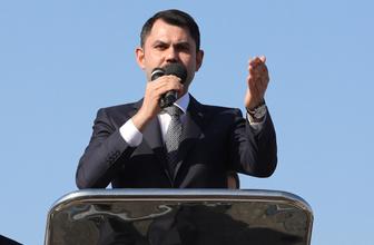 Murat Kurum Altındağ'da yeni konut projelerini açıkladı
