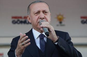 Cumhurbaşkanı Erdoğan: Bu milletin tarihini iyi öğrensinler