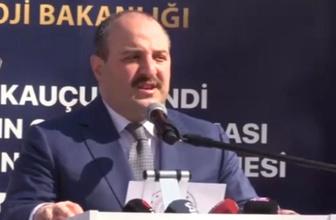 Varank: Amasya'nın 20 yıllık hayali gerçek oldu!