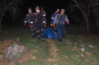 Kahramanmaraş'ta 20 gündür kayıp olan yaşlı adamın cesedi bulundu