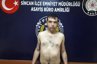 Ankara'da Deccal cinayeti abisinin ruhunu rahatsız ediyor diye öldürdü