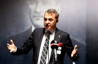 Beşiktaş'ın hocası kim olacak? Başkan tarih verdi