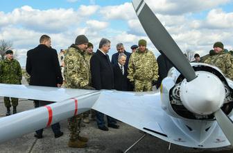 Bayraktar İHA Ukrayna'da başarıyla test edildi Poroşenko video paylaştı
