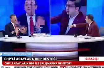 Ekrem İmamoğlu'nun Ülke TV'de Turgay Güler ile polemiği