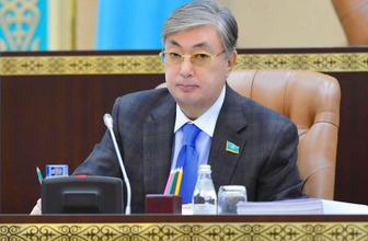 Kasım-Jomart Tokayev'den flaş öneri! Kazakistan'da başkentin adı değişebilir