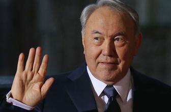 Nursultan Nazarbayev ömür boyu Kazakistan lideri olmaya devam edecek