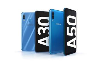 Samsung Galaxy A30 ve A50 Türkiye geldi! fiyatı ne kadar işte özellikleri