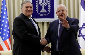 ABD İsrail'in en iyi dostu İsrail Cumhurbaşkanı Rivlin'den dikkat çeken sözler