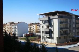Malatya'da 4,1 büyüklüğünde depremden ilk görüntüler