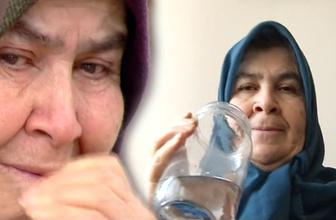 Doktorun şakasını kaldıramadı su içme hastalısı oldu Zahide Yetiş şokta!