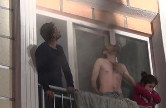 İstanbul'da korku dolu anlar! 10 kişi kurtarıldı