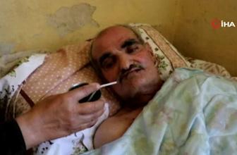 60 yaşındaki Mahmut Nebi kabusu yaşıyor