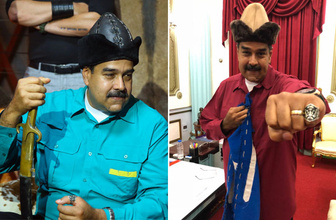 Diriliş Ertuğrul hayranı Nicolas Maduro: Bu dizi sayesinde Müslüman olacağım