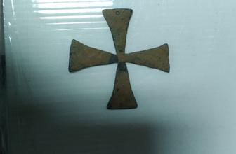 1071 Malazgirt savaşında ölen Bizanslı komutana ait eşyalar bakın kimin aracından çıktı?