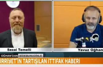 """Sezai Temelli """" CHP listelerinde HDP'liler var."""""""
