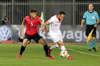 Arnavutluk Türkiye maçı golleri ve geniş özeti