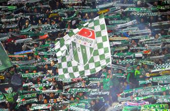 Bursaspor Kulübü'nün toplam borcu belli oldu