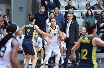 Kadınlar basketbolda Fenerbahçe-Beşiktaş heyecanı
