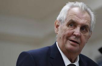Dışişleri Bakanlığı'ndan Çekya Cumhurbaşkanı Milos Zeman'a tepki